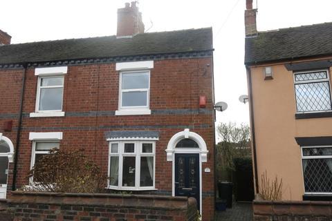 2 bedroom end of terrace house to rent - Old Butt Lane, Talke, Stoke- On- Trent
