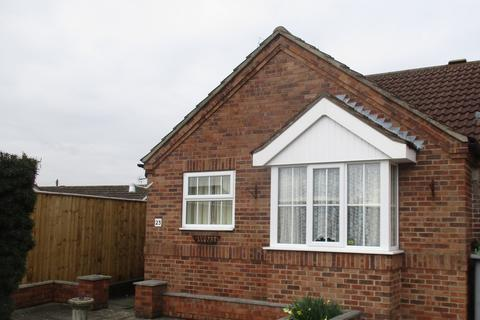 1 bedroom terraced bungalow to rent - Ravensmoor Close, North Hykeham, Lincoln