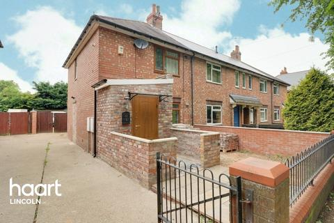 2 bedroom end of terrace house for sale - Browning Drive, Lincoln