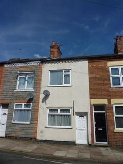 3 bedroom terraced house to rent - Vaughan Street, Leicester, LE2 5JN