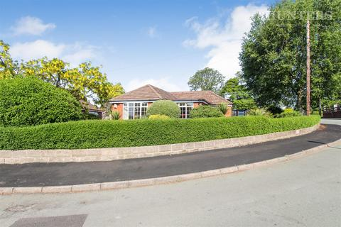 3 bedroom detached bungalow for sale - Selworthy Road, Stoke-on-Trent, ST6 8PL