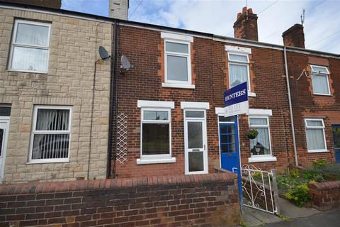 2 bedroom terraced house to rent - Ashfield Road, Hasland, Chesterfield, S41 0AZ