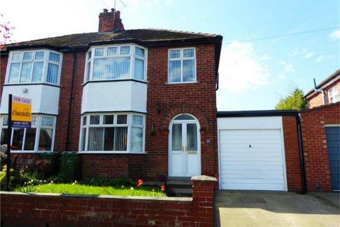 3 bedroom semi-detached house for sale - Glebe Avenue, Off Boroughbridge Road, York