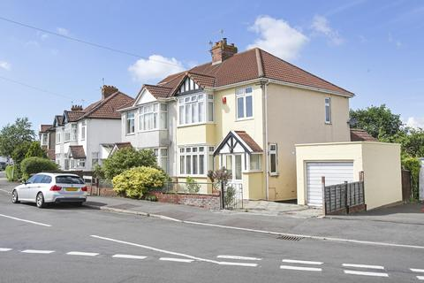 3 bedroom semi-detached house to rent - Cransley Crescent, Henleaze, BS9