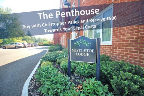 2 bedroom flat for sale - Mistletoe Lodge, Lionel Avenue, Wendover, Bucks
