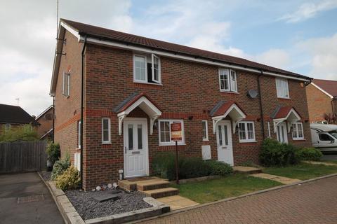 2 bedroom semi-detached house for sale - Oak Tree Drive, Hassocks, West Sussex,