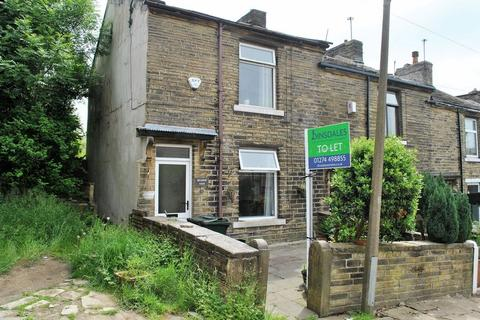 2 bedroom terraced house to rent - Back Field, Thornton, BRADFORD, BD13 3EX