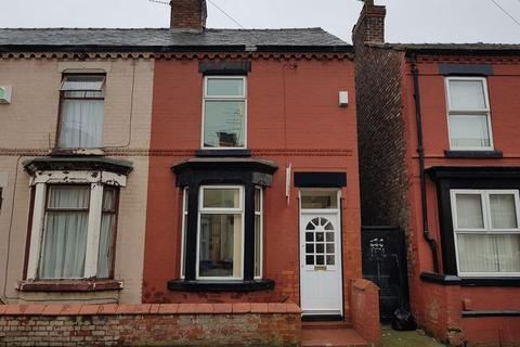 2 bedroom end of terrace house for sale - 80 July Road, Liverpool