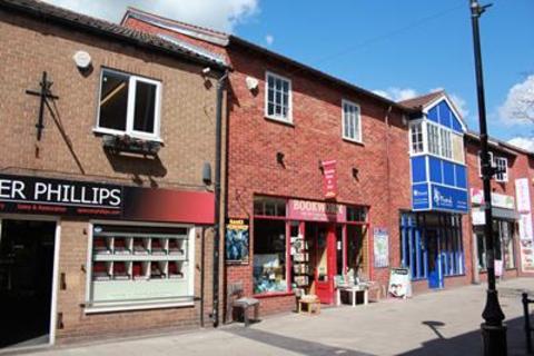 Shop to rent - 1 Spa Lane, Retford, Nottinghamshire