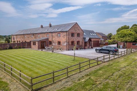 5 bedroom semi-detached house for sale - Colliers Lane, Aston By Budworth