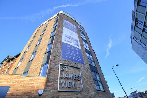 Studio to rent - St James' View, St James Street, Newcastle Upon Tyne