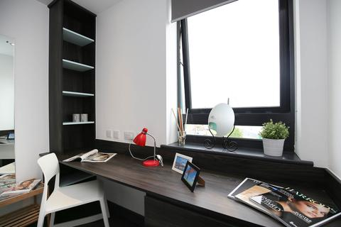 Studio to rent - Cluster Apartment, The Foundry, Shieldfield