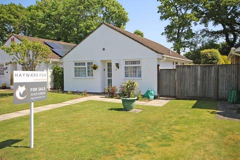 3 bedroom detached bungalow for sale - Thetchers Close, New Milton