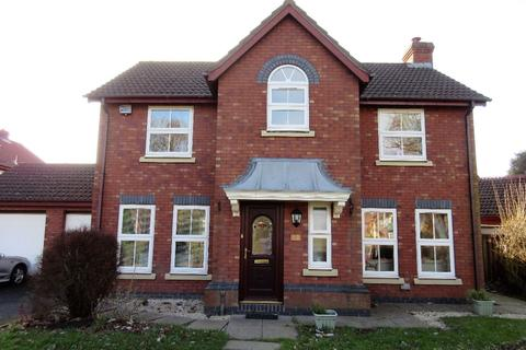 4 bedroom detached house for sale - Ashwell Drive, Shirley, B90