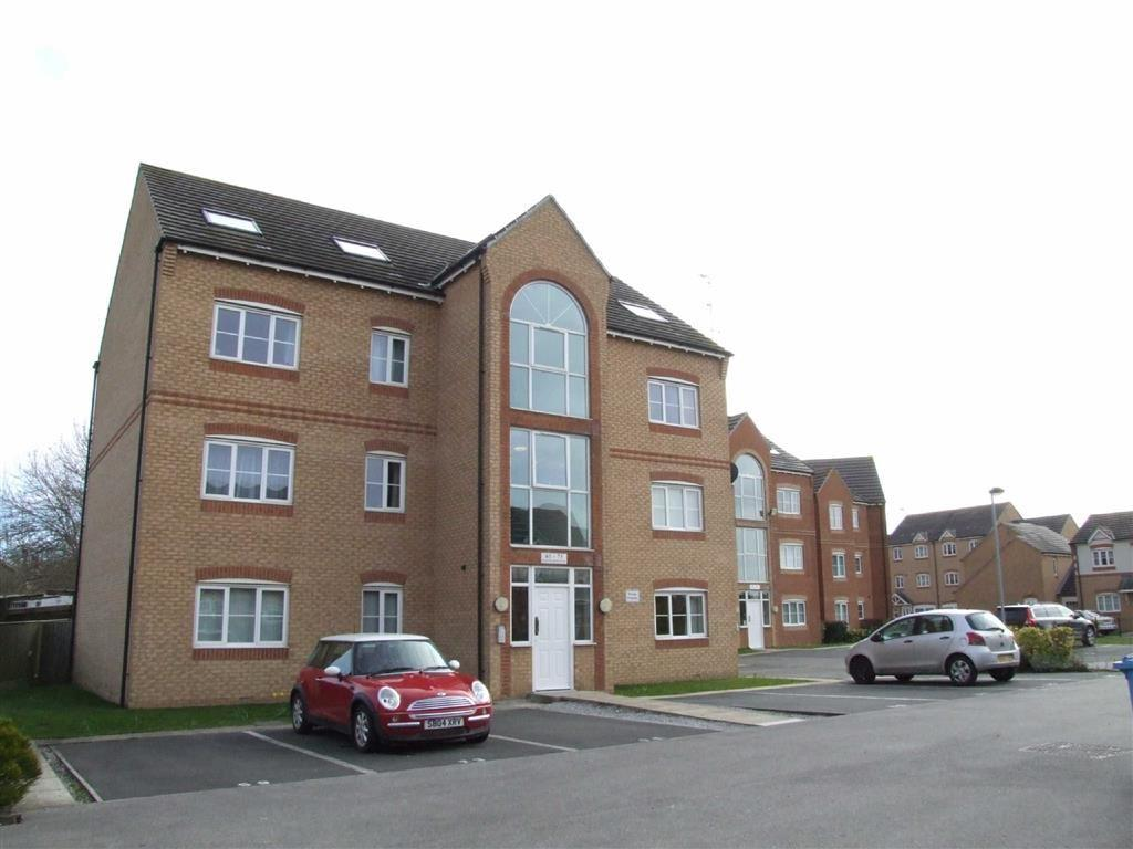2 Bedrooms Flat for sale in Hainsworth Park, Hall Road, Hull, HU6