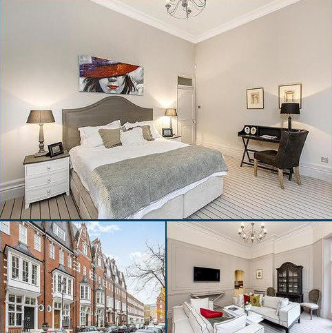 1 bedroom flat to rent - Sloane Court East, Chelsea, London