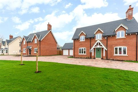 5 bedroom detached house for sale - Millbrook Grange, Cottingham Drive, Moulton, Northamptonshire, NN3