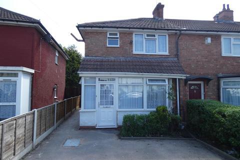 3 bedroom end of terrace house to rent - Norton Crescent, Bordesley Green, Birmingham