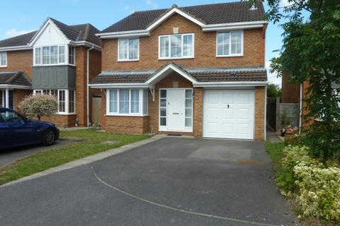 4 bedroom detached house to rent - Barrington Way, Reading, RG1