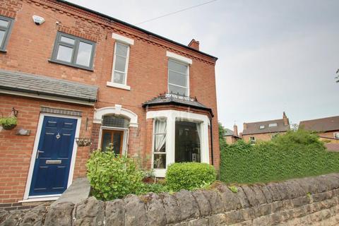3 bedroom semi-detached house for sale - Mabel Grove, West Bridgford, Nottinghamshire