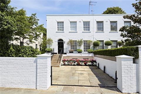 5 bedroom semi-detached house for sale - Pembroke Gardens, Kensington, London, W8