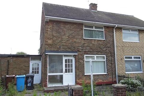 2 bedroom semi-detached house to rent - Anson Road, Hull