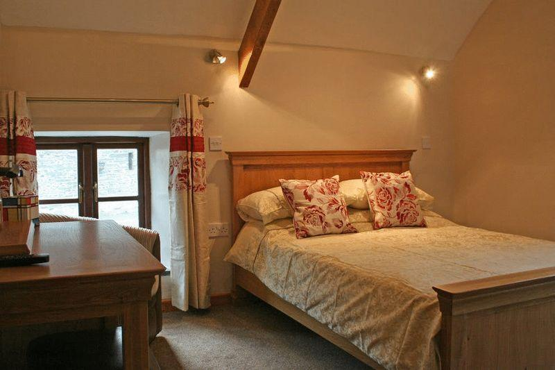Stable Barn Bedroom