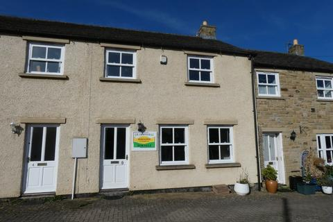 2 bedroom terraced house for sale - 3 Yew Tree Close, Leyburn