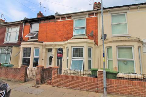 2 bedroom terraced house for sale - Carnarvon Road, Copnor
