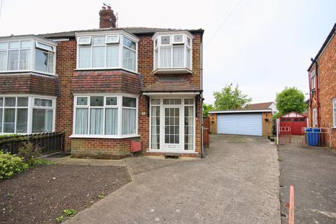 3 bedroom semi-detached house for sale - Hallgate, Cottingham, HU16