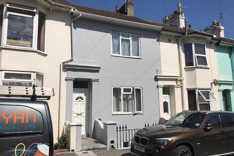 3 bedroom terraced house to rent - Aberdeen Road, Brighton, BN2 3JA