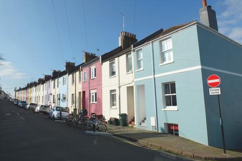 5 bedroom terraced house to rent - Ewart Street, Brighton, BN2 9UP