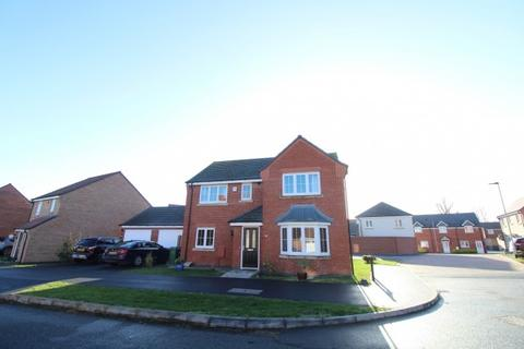 4 bedroom detached house for sale - Loch Lomond Way,  Peterborough, PE2