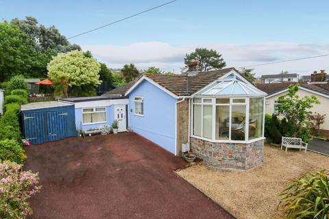 3 bedroom detached bungalow for sale - Hazeldown Road, Teignmouth