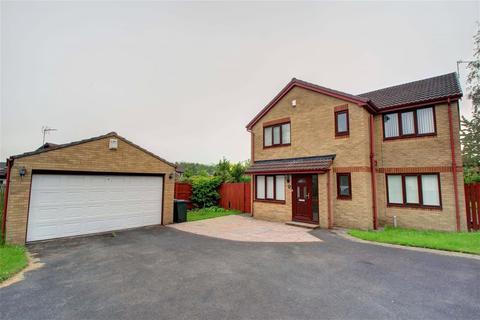 4 bedroom detached house to rent - Swainby Close, Whitebridge Park, Gosforth, NE3