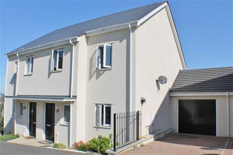 3 bedroom semi-detached house for sale - Homereach Avenue, Totnes, Devon, TQ9