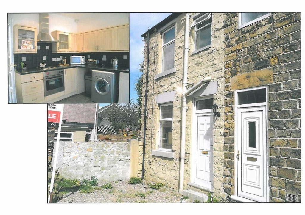 3 Bedrooms End Of Terrace House for sale in Allsopps Yard, Blacker Hill, Blacker Hill, Barnsley, S74