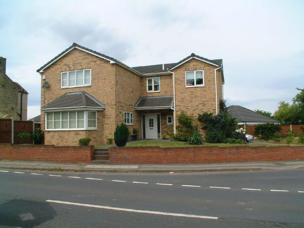4 Bedrooms Detached House for sale in Cross Hill, Brierley, Brierley, Barnsley, S72