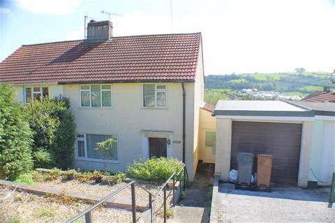 3 bedroom semi-detached house for sale - Mansbridge Road, Totnes, Devon, TQ9