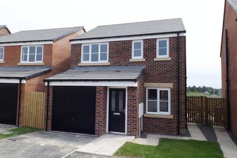 3 bedroom detached house to rent - Fennel Way, Morpeth