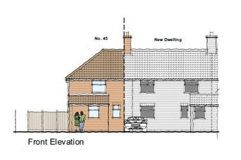 2 bedroom property with land for sale - Tills Road, Sprowston, Norwich, NR6 7QZ