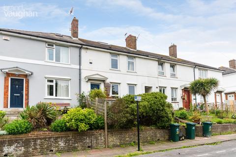 3 bedroom terraced house to rent - Elmore Road, Brighton, BN2