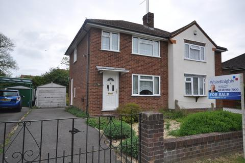 2 bedroom semi-detached house for sale - Nightingale Road, Woodley, Reading, RG5 3LY