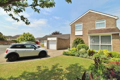 4 bedroom detached house for sale - Corby Close, Woodley, Reading, RG5 4TL
