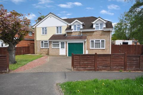 4 bedroom detached house for sale - Dartington Avenue, Woodley, Reading, RG5 3PD