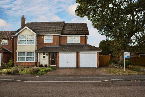 5 bedroom detached house to rent - Chatteris Way, Lower Earley, Reading, RG6 4JA