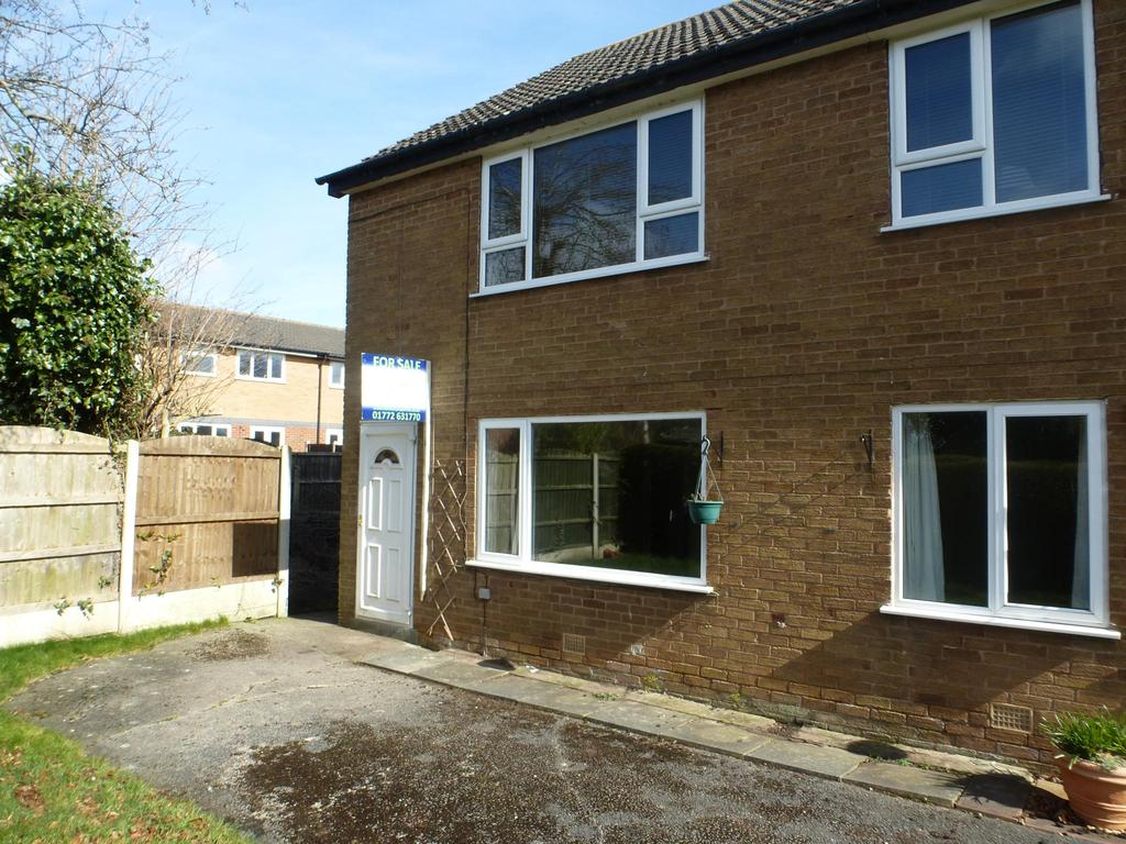 Church Gardens, Preston, PR4 1 bed apartment for sale - £69,950