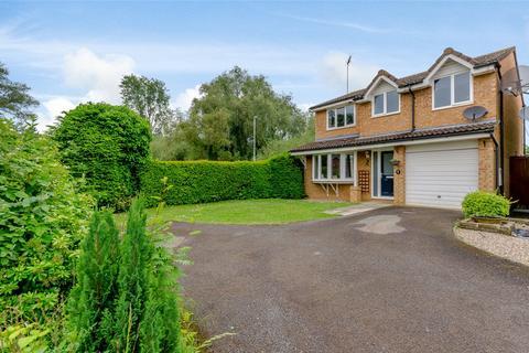 4 bedroom detached house for sale - Whiteheart Close, Northampton, Northamptonshire, NN3