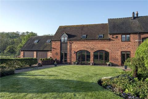 4 bedroom barn for sale - Woodlands Farm, Snitterfield Road, Bearley, Stratford-Upon-Avon, CV37