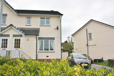 3 bedroom semi-detached house to rent - Foxglove Close, Launceston PL15